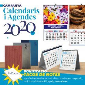 Promo calendarios